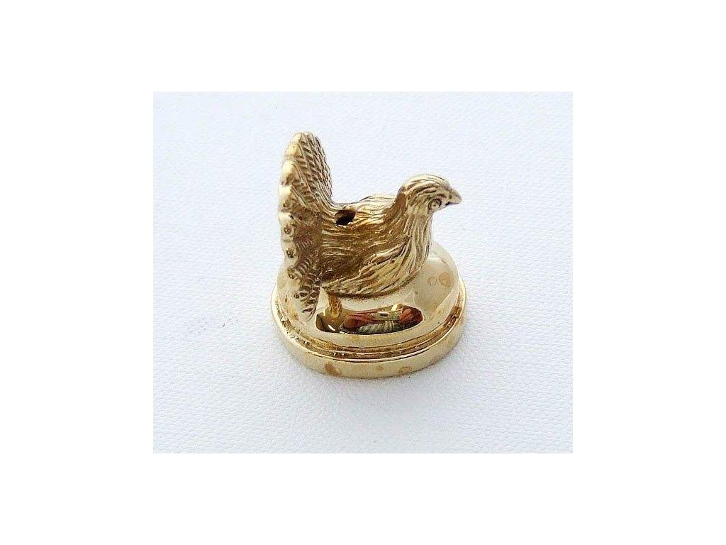Cap Carpicallie Brass