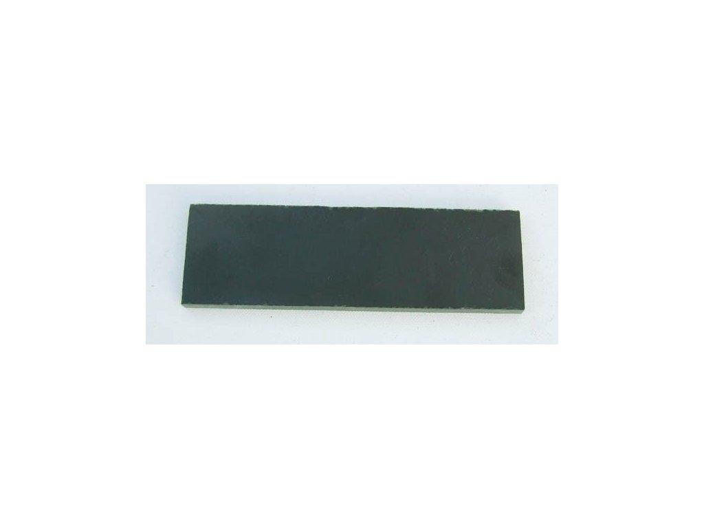 Micarta Dark Green linen