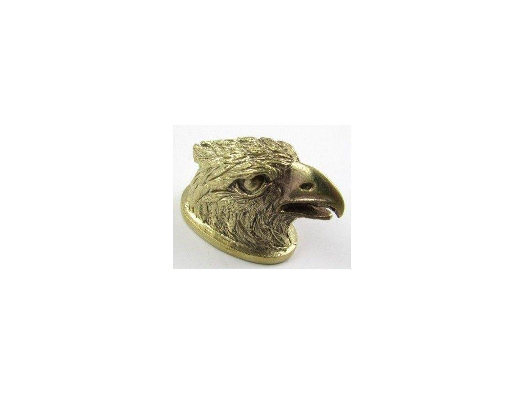 Cap Hawk Brass