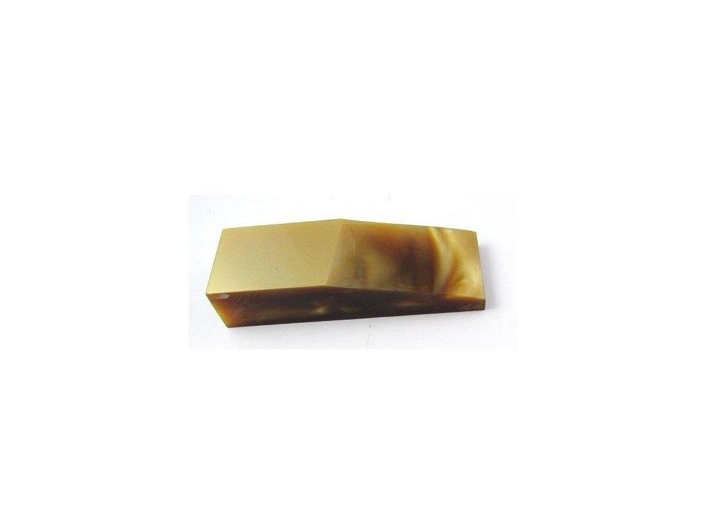 Acrylic Amber block