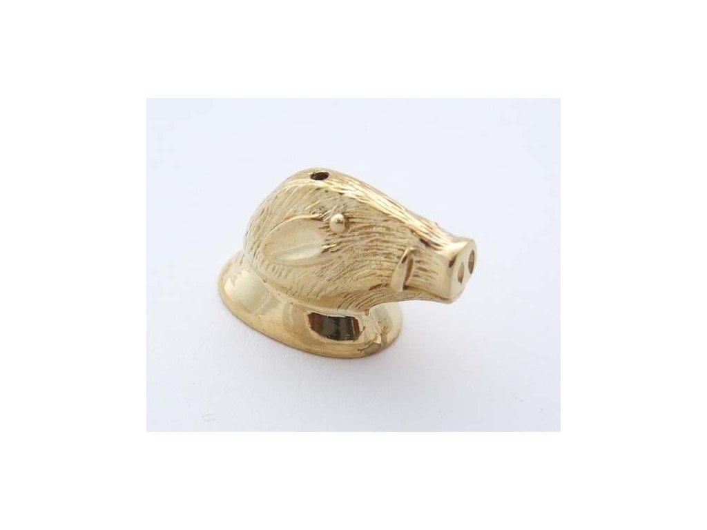 Wild Boar Brass Large
