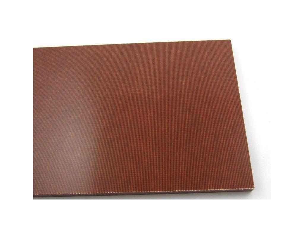 Micarta Brown Canvas Large