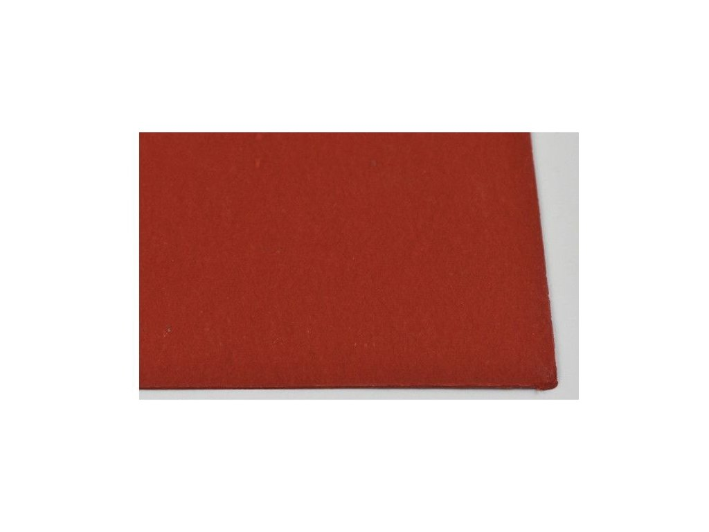 Vulcanized fiber red 1 mm