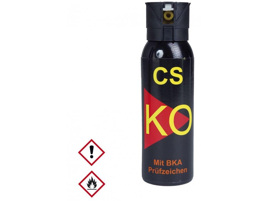 Obranný sprej CS BKA 9R 100 ml