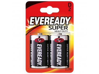 ENERGIZER Eveready 2xD2