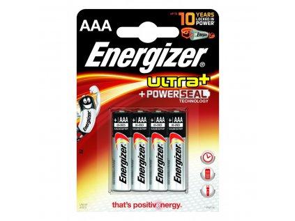 Energizer Ultra AAA 4ks
