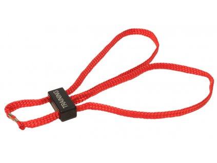 Putá ESP textilné cvičné červené jednorazové HT-01-T