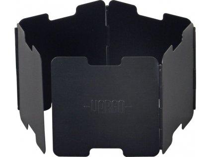 Vargo Aluminum Windscreen Black