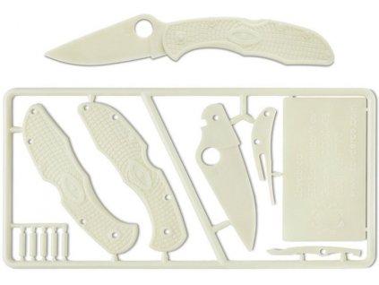 Spyderco Delica 4 Knife Kit