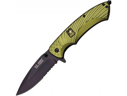 US Army Linerlock A/O Green