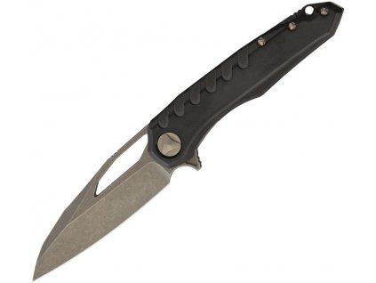 Marfione Custom Knives Custom Sigil DLC Titanium Hand