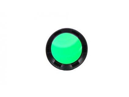 Zelený filter 34-36 mm pro svietidla Fenix TK09, TK15 a TK16