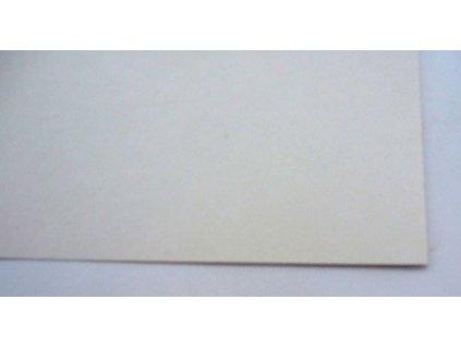 Vulcanized fiber white 0.8 mm