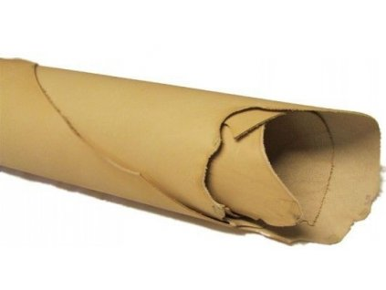 Vegetabile tanned leather/natutal/ whole hide 17-18 sqrft