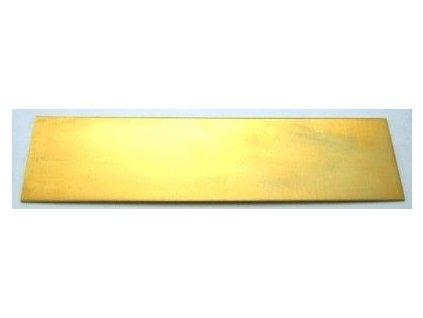 Brass 2x50x200