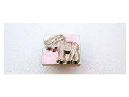 3D Stamp Moose