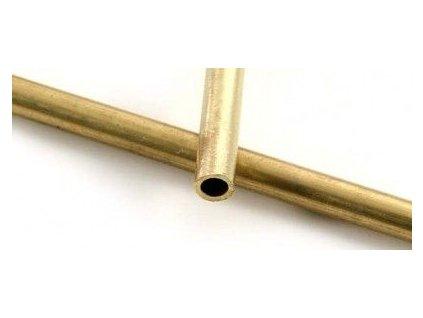 Brass tube 6x200 mm