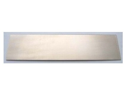 Nickelsilver 3x50x200mm