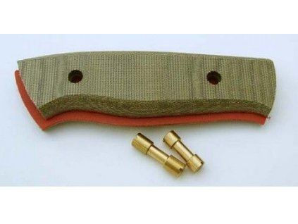 EnZo Trapper Milled scales /Green Canvas- kit
