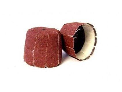 Sanding tube for bowl sander 320 grit