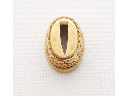 Ferrule Caesar Small Brass