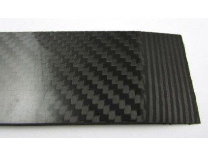 Carbon fiber laminate - 8 mm