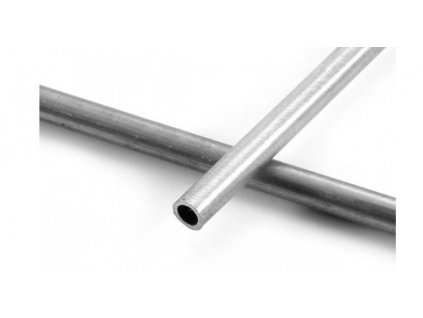 Stainless tube 6,4x225 mm