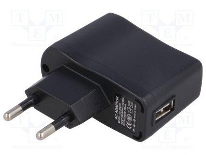 XTAR Adaptér - 750mA, 5V - USB výstup na nabíjanie