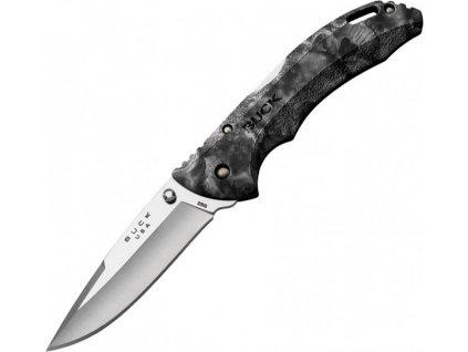 Buck Bantam BHW Lockback Knife Reaper Black