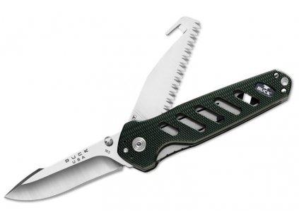 Buck zatvárací nôž Alpha Crosslock 0183GRS-B