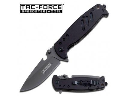 TAC-FORCE zatvárací nôž SPRING ACTION ASSISTED KNIFE TF-768BK