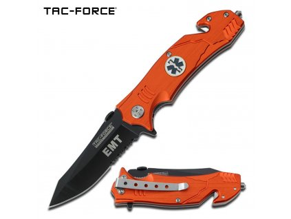 TAC-FORCE zatvárací nôž SPRING ASSISTED KNIFE TF-515OE