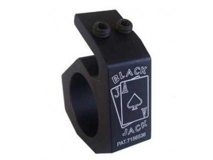 Montáž na svietidlo na prilbu Black Jack BJ003