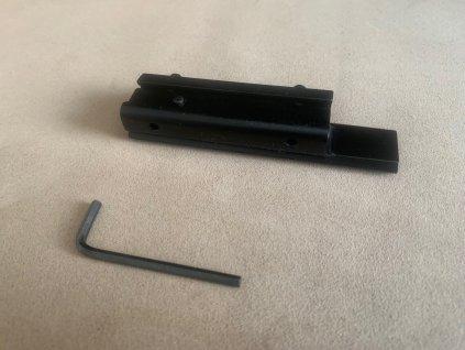 Montážna základňa weaver koľajnica CY-GM-W07