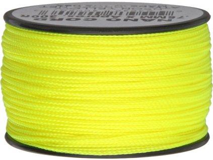Nano cord Neon Yellow