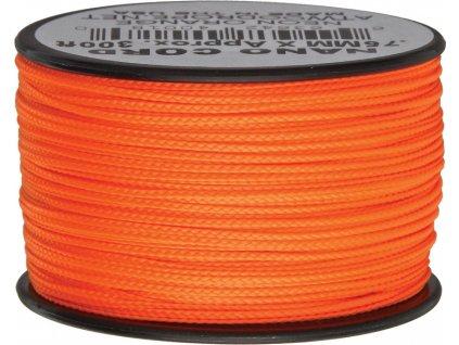 Nano cord Neon Orange