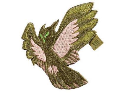 Nášivka Sova 5.11 Tactical Owl Reaper Patch 038 Sand