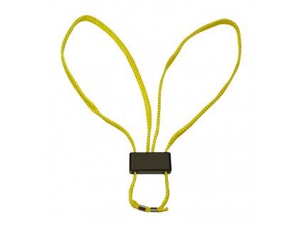 Putá ESP textilné cvičné žlté jednorazové HT-01-Y