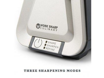 Elektrická brúska Work Sharp  Culinary E5 Knife Sharpener CPE5-I