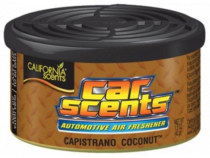 Vôňa do auta CCS-1216CT California Scents Capistrano Coconut