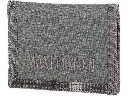 Peňaženka Maxpedition AGR LPW Wallet Gray MXLPWGRY