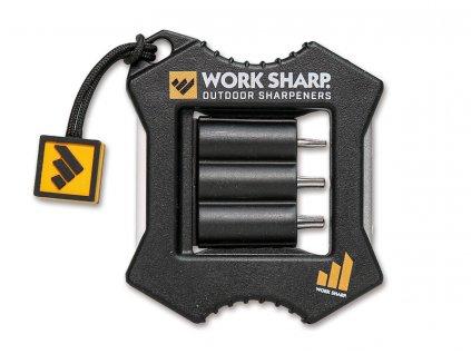 Mini brúska Work Sharp WSEDCMCR-I Micro Sharpener & Knife Tool