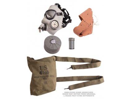 Ochranná maska US SCHUTZMASKE M9A1 IM CONT.M.FI.U.TA.GEBR.DEKO AG 91650020