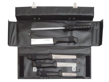 Sada nožov Mikov KUFRIK TYP 300.0 05/D BUTCHER SET 123398