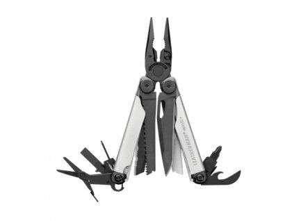 LEATHERMAN WAVE PLUS Black/Silver náraďový nôž LTG 832622