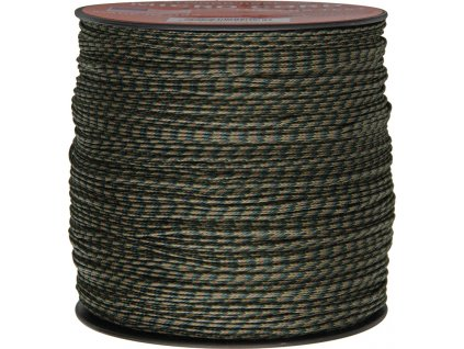 Šnúra Micro Cord Atwood Rope MFG Woodland RG1141