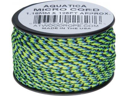 Šnúra Micro Cord Atwood Rope MFG Aquatica RG1264