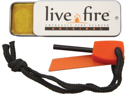 Kit na prežitie Live Fire Original Survival kit LF06