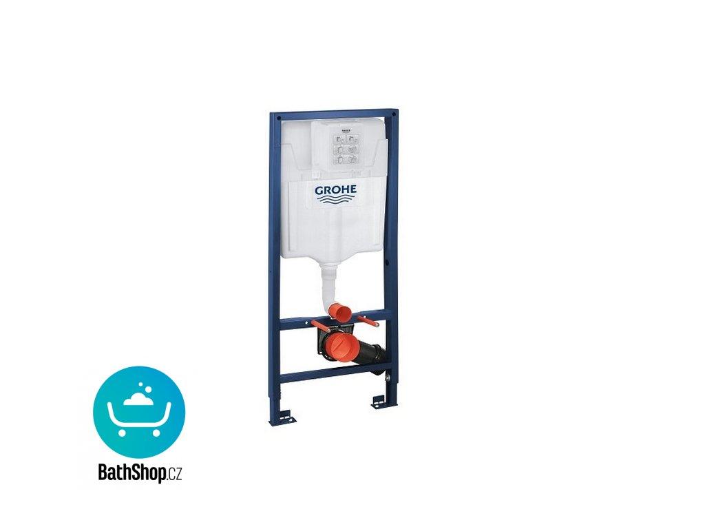 Grohe RAPID SL pro závěsné WC, stavební výška 1,13m - 38528001