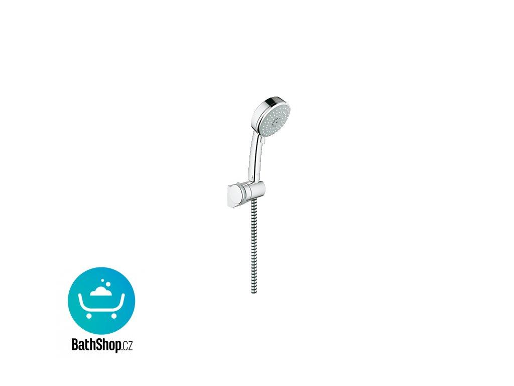 NEW TEMPESTA COSMOPOLITAN Sprchový set 3 proudy, chrom - 27584001
